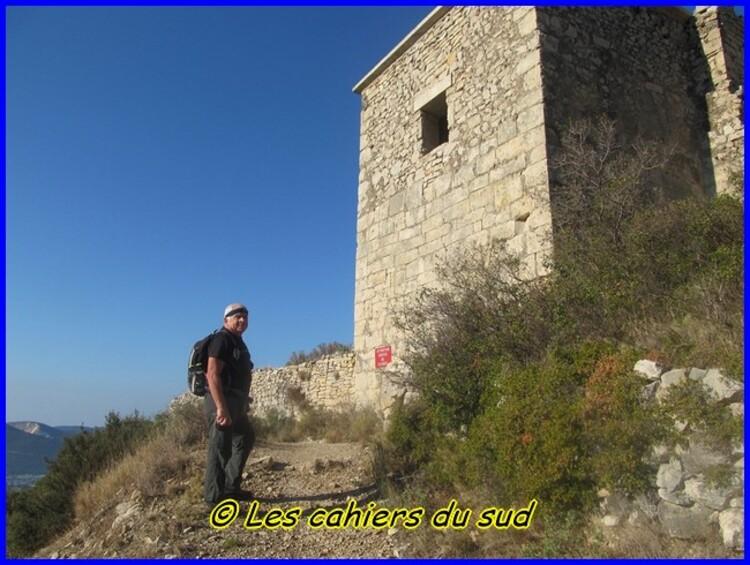 Ste Baume, la bergerie de Tuny
