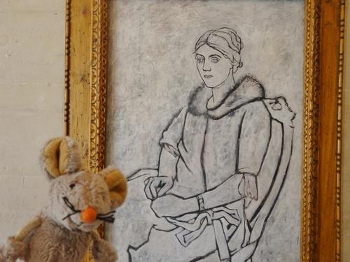 Après-midi au musée Picasso