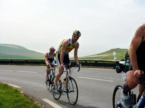 Triathlon du Calaisis à Sangatte