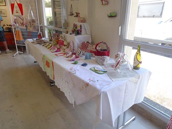 L'exposition 2016 de produits du terroir châtillonnais, à l'office du Tourisme d'Aignay le Duc