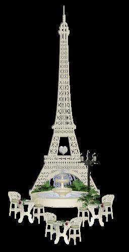 Tubes Paris,ville de lumière (2016) - Thème La Tour Eiffel série O4