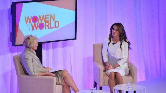 Rania et les femmes