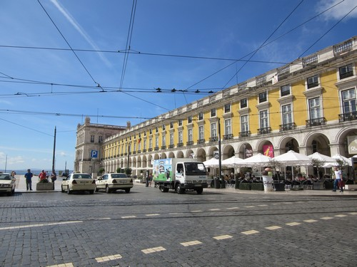 Portugal 5 - Lisbonne