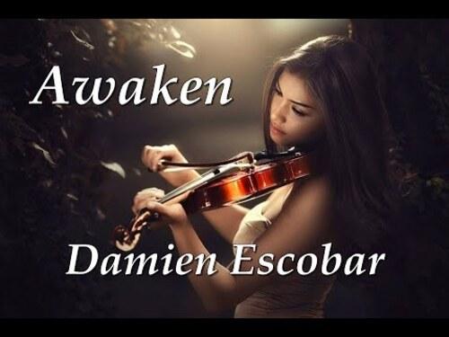 ESCOBAR, Damien - Awaken  (Musique du monde)