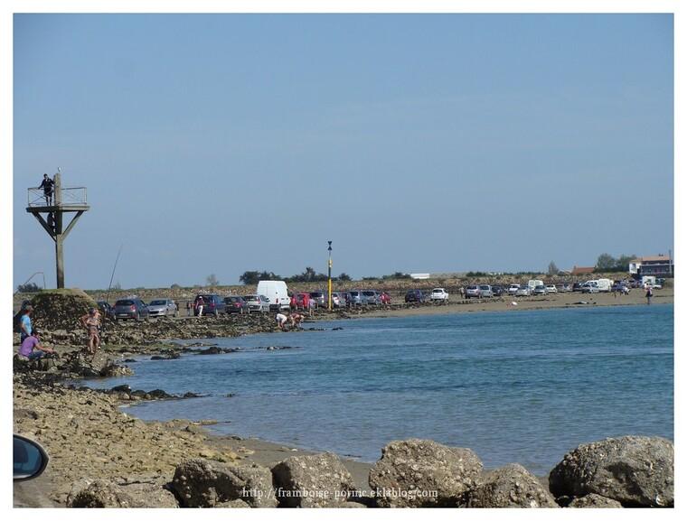 Noirmoutier un dimanche de Pentecôte