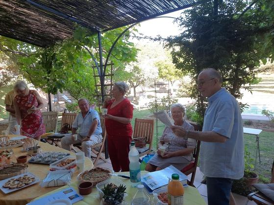 Le lien : provençal