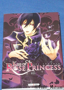 Kiss of Rose Princess - tome 7