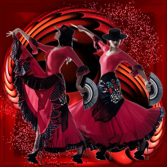 Un peu de flamenco