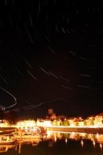 18 Août 2012 : Filé d'étoiles sur Meaux, la Marne et la cathédrale