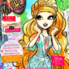 ever-after-high-magazine-N°4-panini-kids