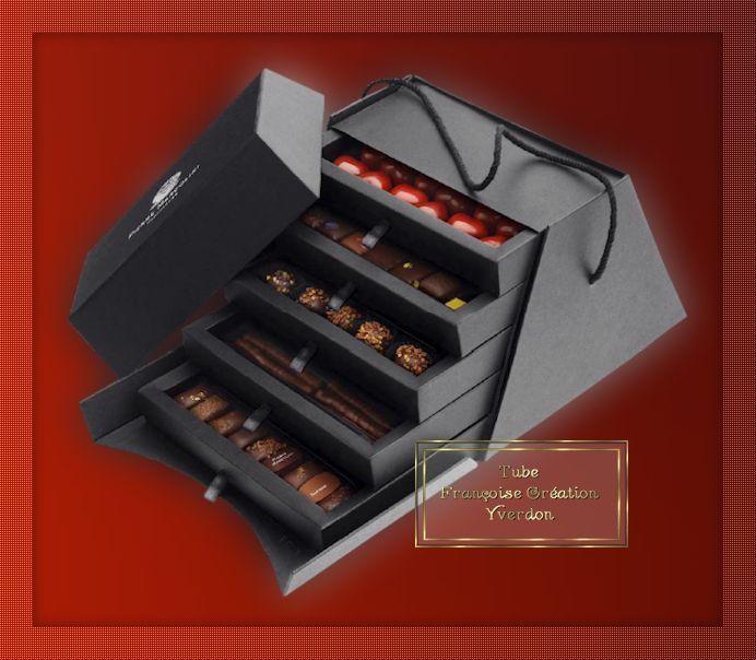 Boîtes de Chocolat (01 à 14)