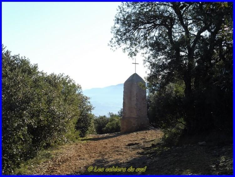 Jour de l'an au sommet de la Sainte Victoire