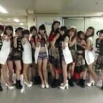 Sur le blog du groupe °C-ute (12.09.2014)