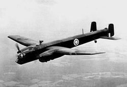 Armstrong Whitworth Whitley (Britanniques)