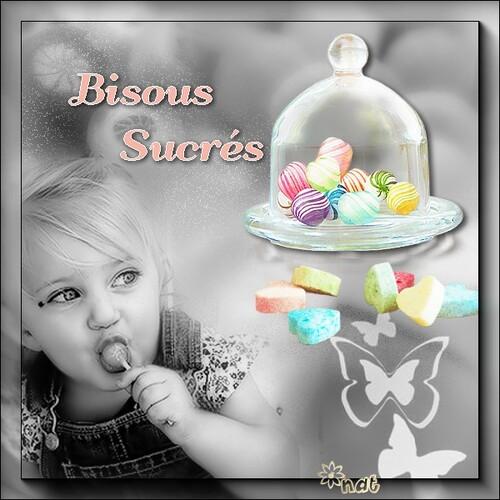 Bisous sucrés