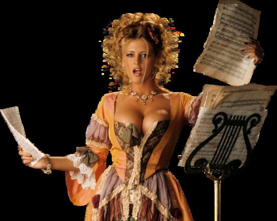Femme ou homme  (avec un instrument de musique ) 2