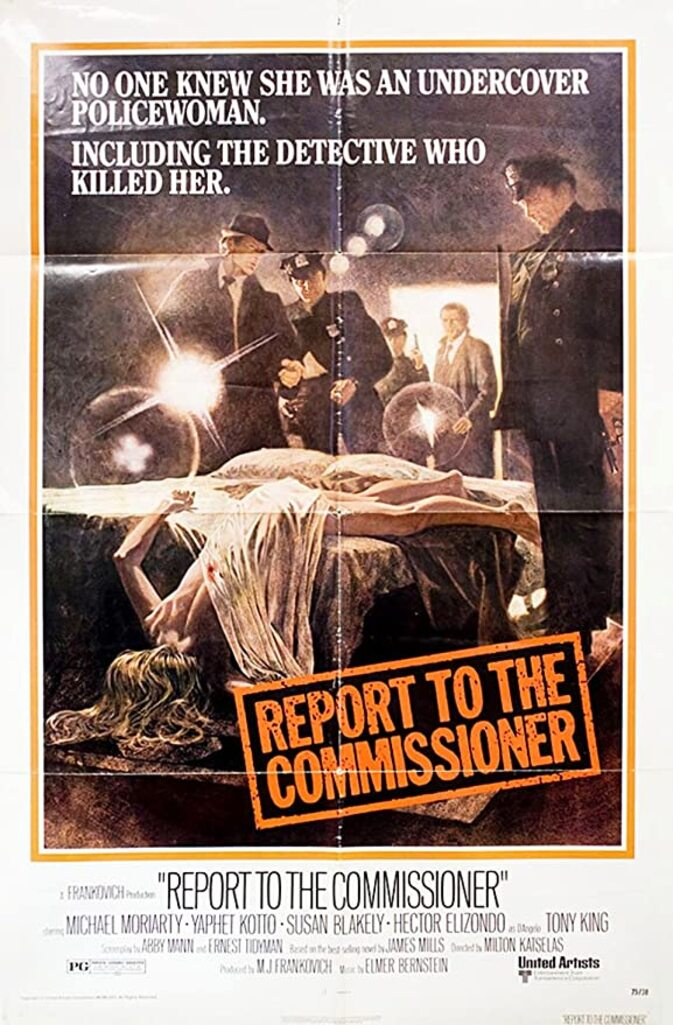 REPORT TO THE COMMISSIONER BOX OFFICE USA 1975