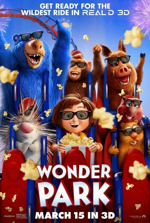WONDER PARK BOX OFFICE 2019