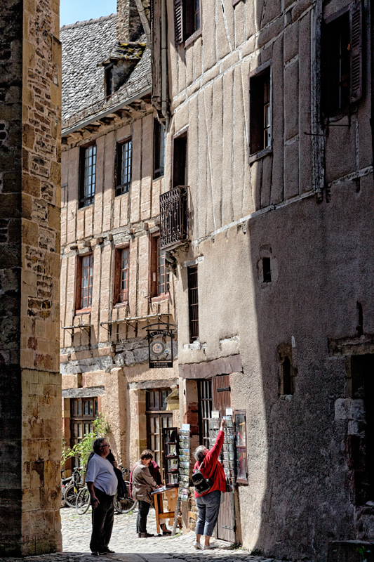 Conques la perle Aveyronnaise - 3