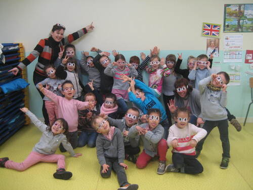 Mercredi 8 mars: le 100ème jour de classe!