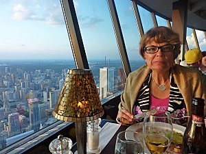 Toronto CN Tower Martine 4
