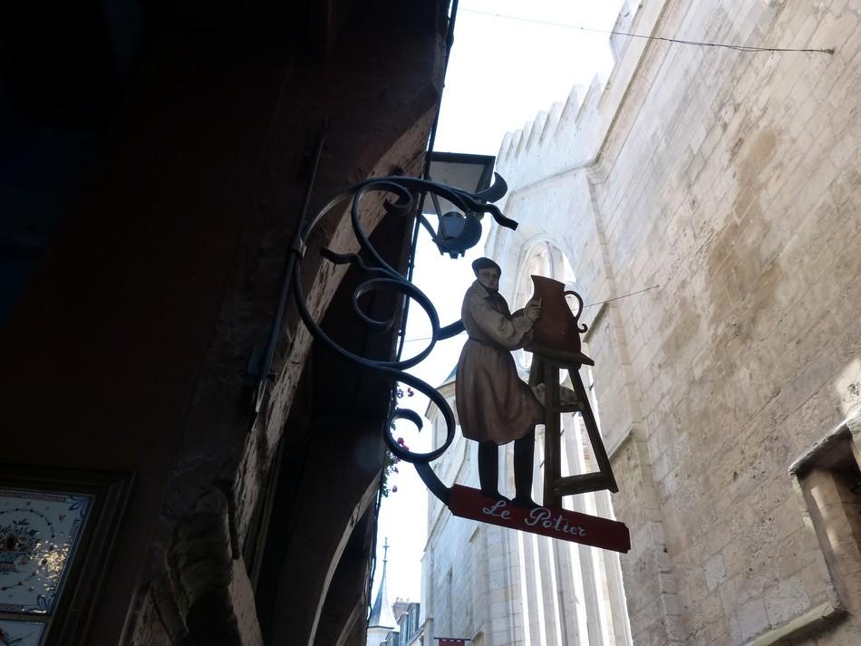 Dans le Vieux Rouen