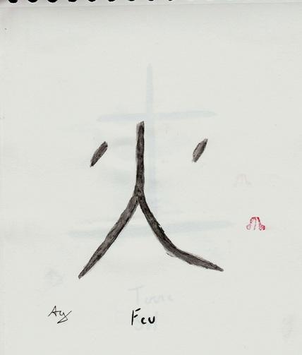 Kanji Japonais #1 Test éléments