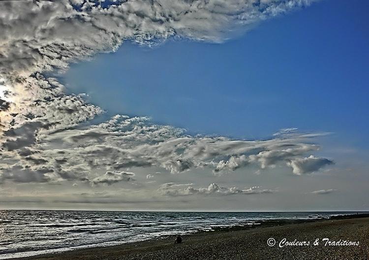 Ambleteuse, Wimereux en front de mer