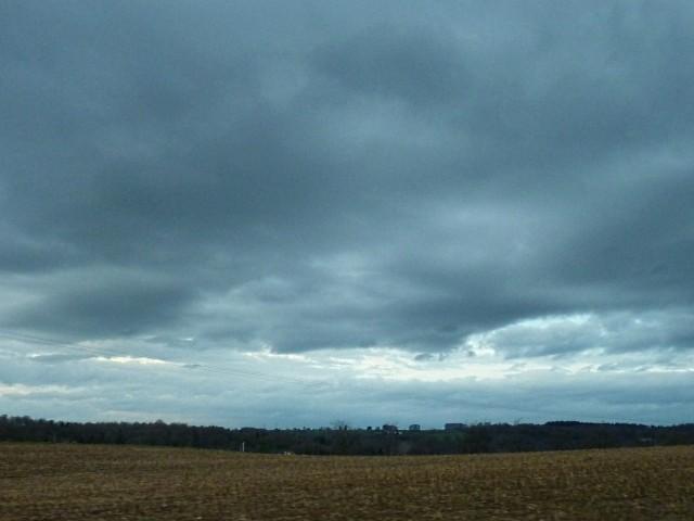 Ciel d'automne dans l'Est 5 mp1357 2010