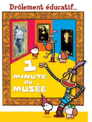 1 minute au musée