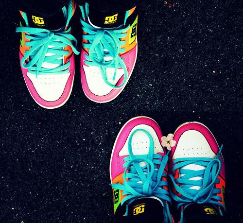 Chaussures (Talons-Converses-Basket)