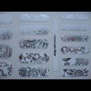 Partenariat Trendy nail wraps