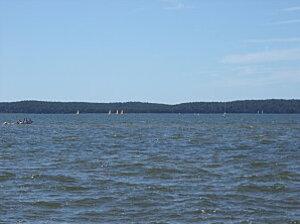 Lac de Hourtin 3