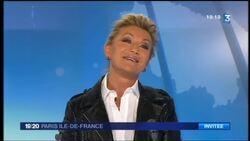 08 septembre 2012 / JT 19-20 FR3 PARIS