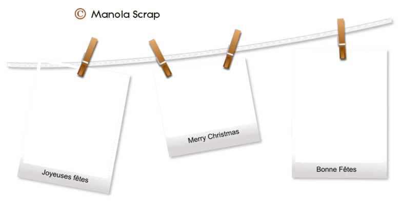 Cartes de Noël 1