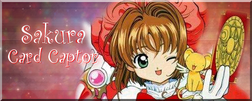 Signature Card Captor Sakura