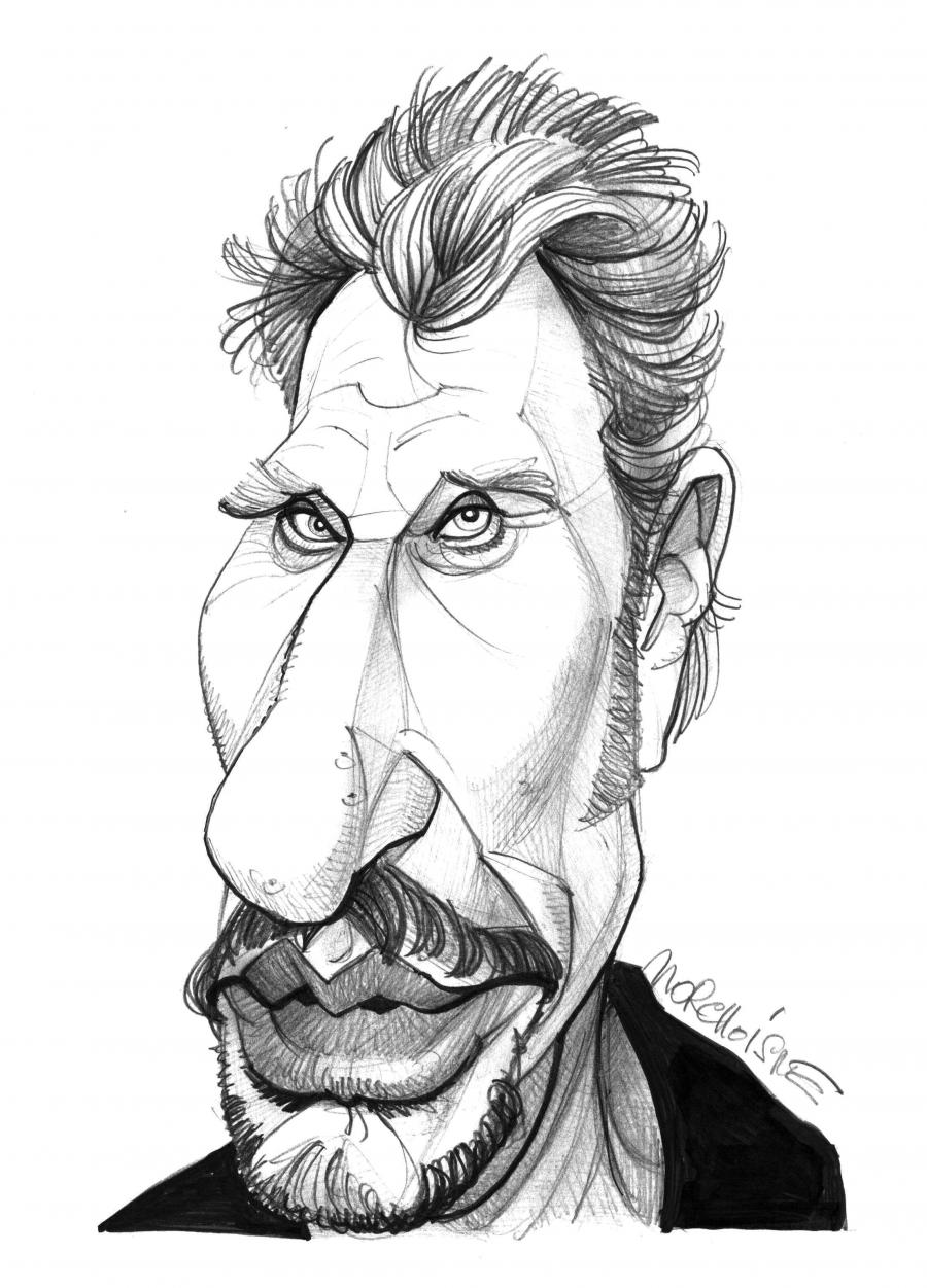 Caricatures Page 2 Tout Sur Johnny Hallyday