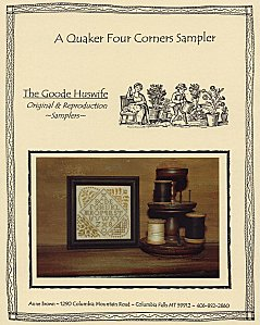 four corners quaker