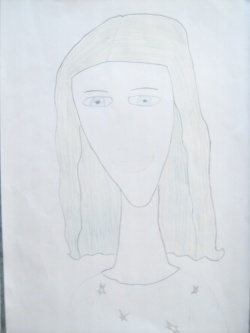 portraits Warhol, Modigliani... en CM