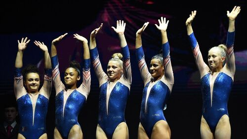 Gymnastique Glasgow 2018 GAF