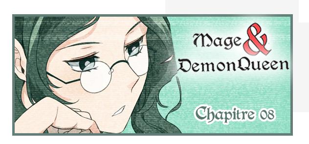 Mage & Demon Queen - Chapitre 08