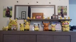 decoration anniversaire pikachu