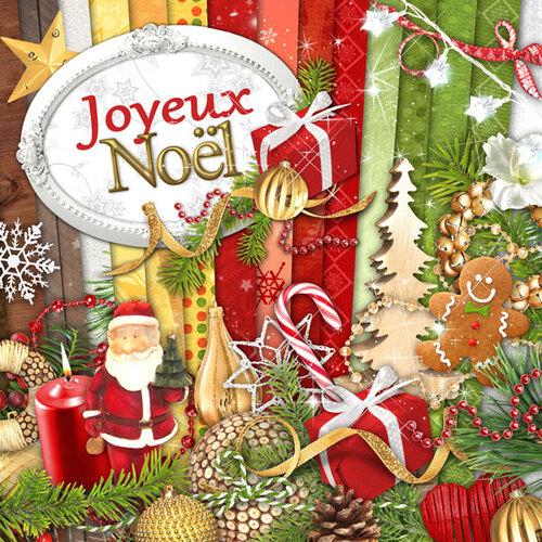 JOYEUX NOEL A TOUS!
