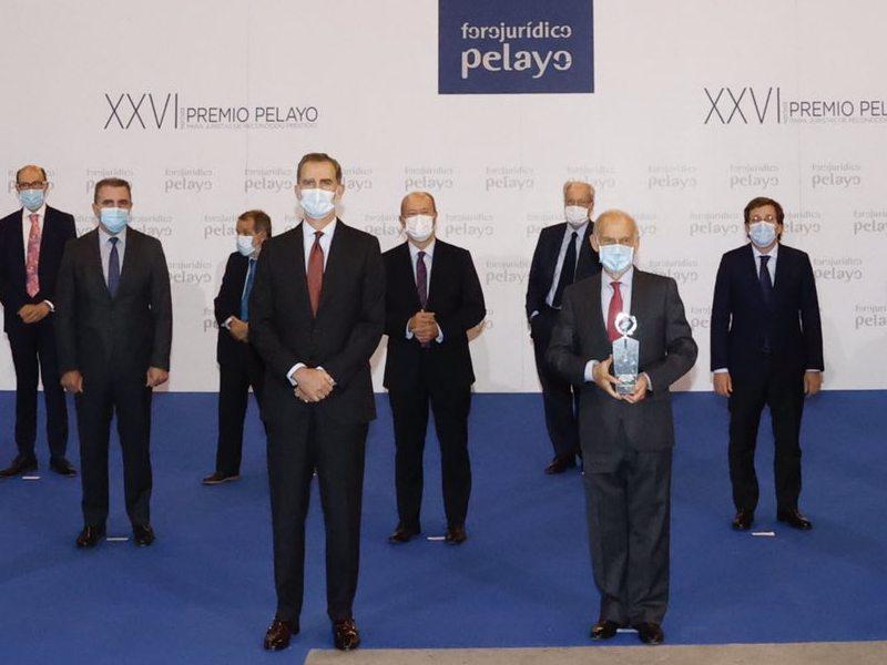 Premio Pelayo para Juristas de Reconocido Prestigio