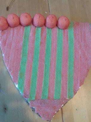 RCT gâteau de bonbons
