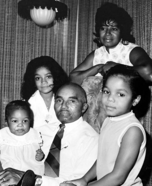 Photos Jackson's Family
