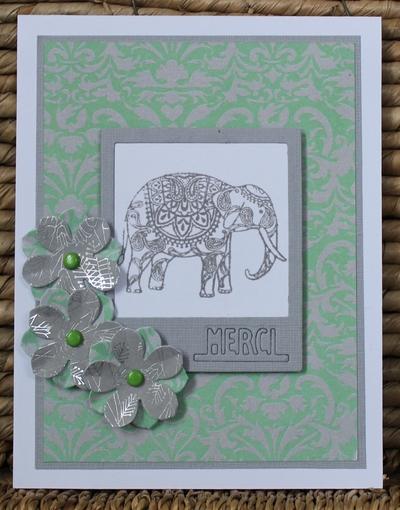 Des éléphants