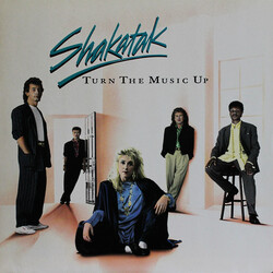 Shakatak - Turn The Music Up - Complete LP