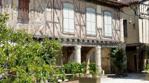 Labastide-d'Armagnac. (Landes)