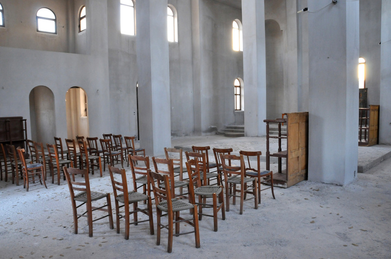 nouvelle église de Panormos